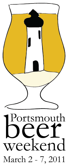 Portsmouth NH Long Beer Weekend Logo