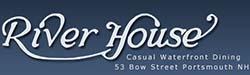 the River House Restaurant Logo