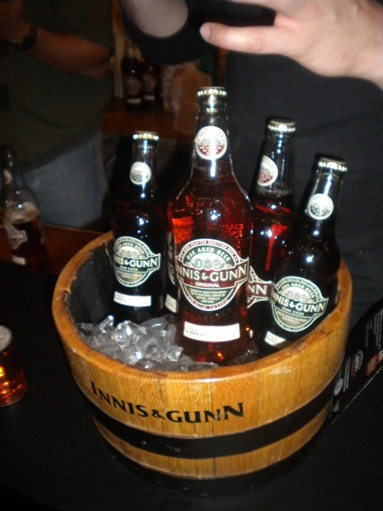 Innis and Gunn Brewery