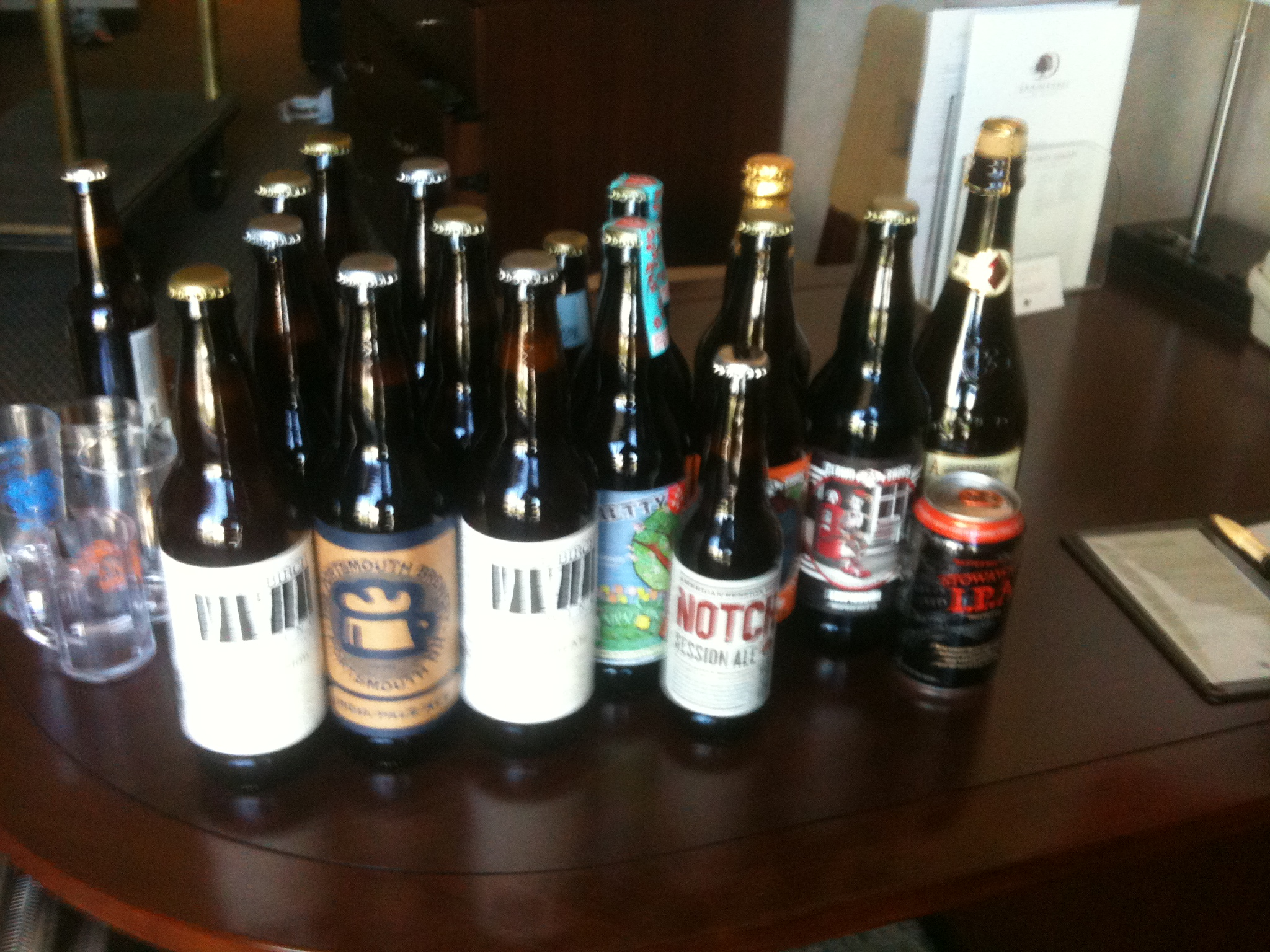 Beer Bloggers Conference - Bottle Share