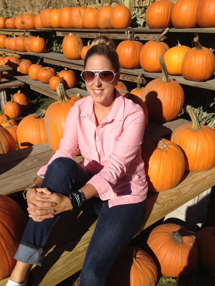 Amber at Cider Hill Farm