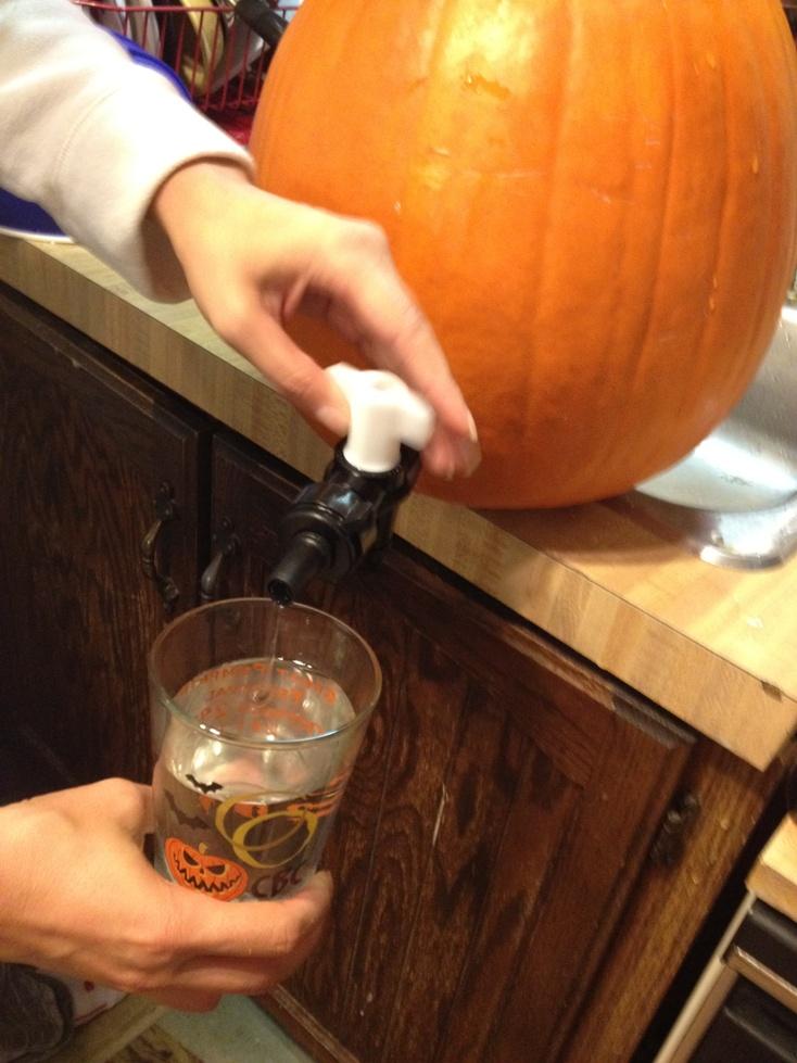 Pumpkin Cask