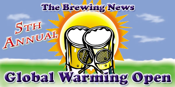 5th Annual Global Warming logo