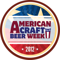 2012 American Craft Beer Week - UNTAPPD Badge