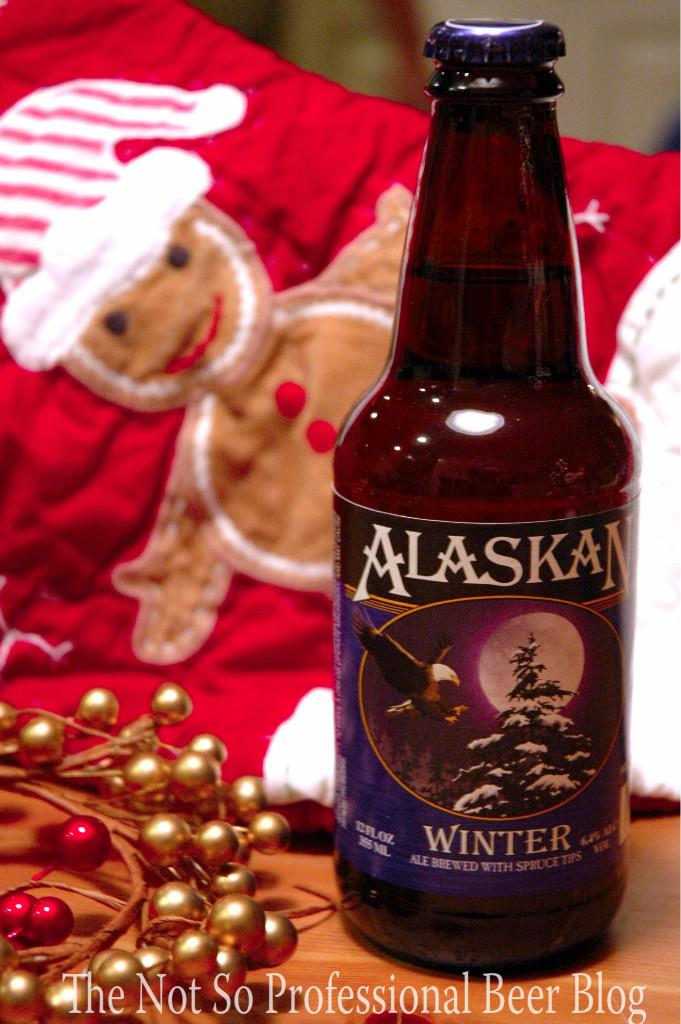 Alaskan Winter - bottle