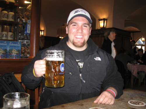 Brian from Beaver State Beer