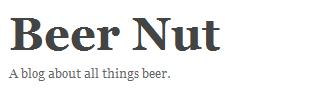 the Beer Nut Logo