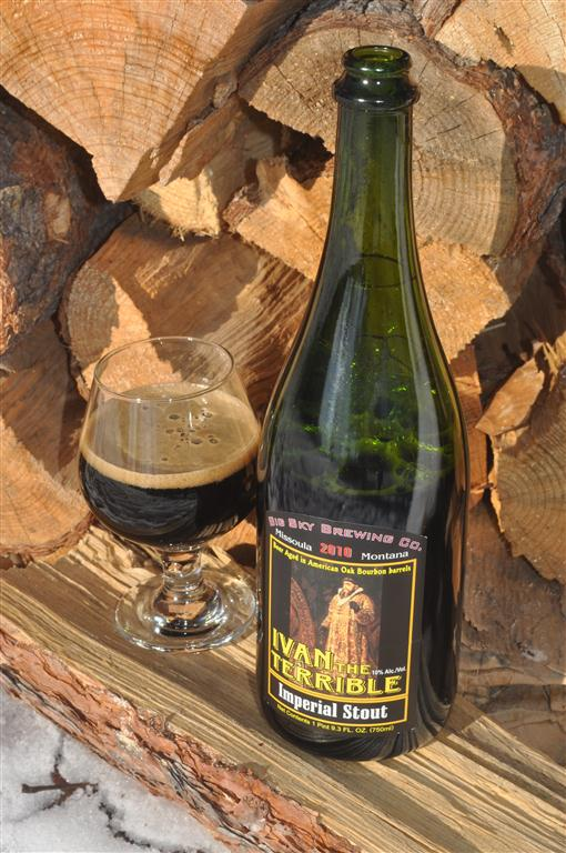 Big Sky - Ivan The Terrible Imperial Stout