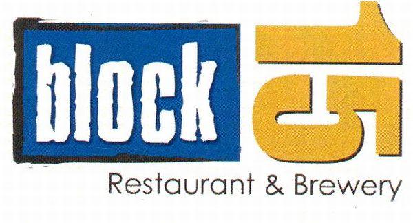 Block 15 Restaurant and Brewery Logo