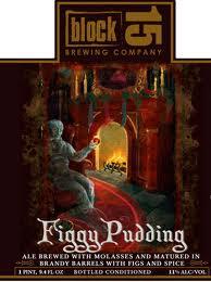 Block 15 - Figgy Pudding