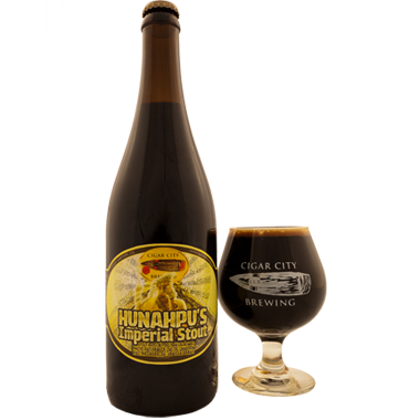 Cigar City Hanahpus's Imperial Stout