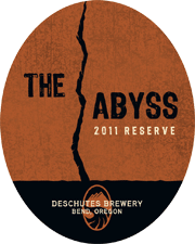 Deschutes Abyss Label