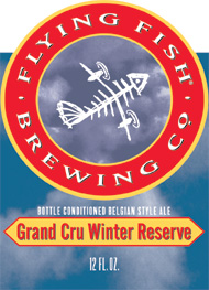 Flying Fish Grand Cru Logo