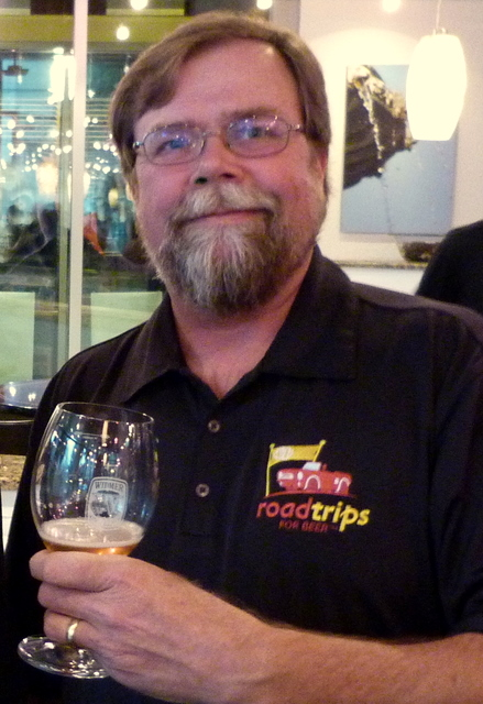 Gerard Walen from Road Trip for Beers