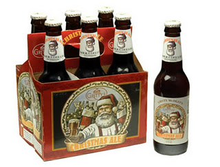 Gritty McDuffs Christmas Ale - 6 pack