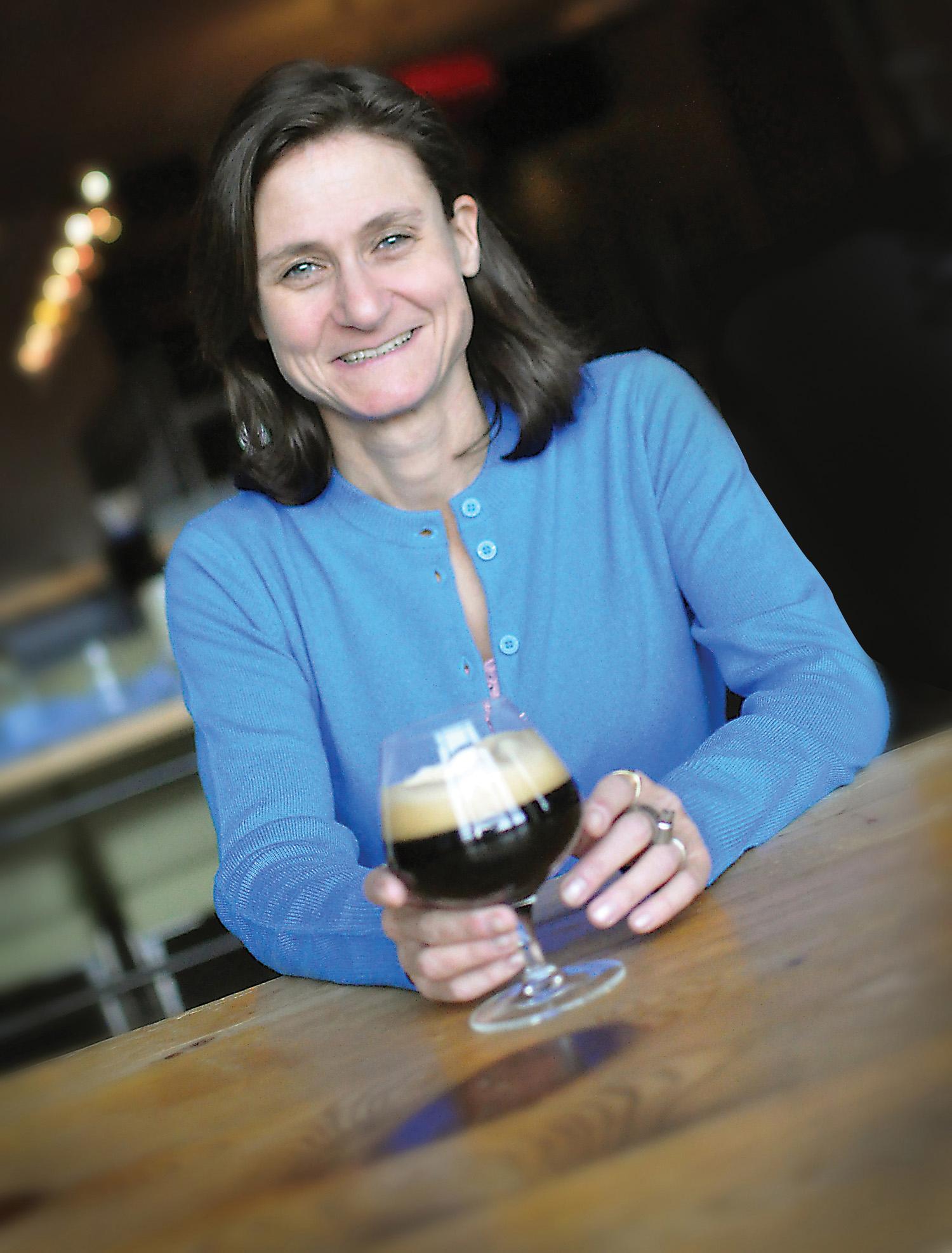 Julia Herz from the Brewers Association