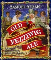 Sam Adams Old Fezziwig Ale Label