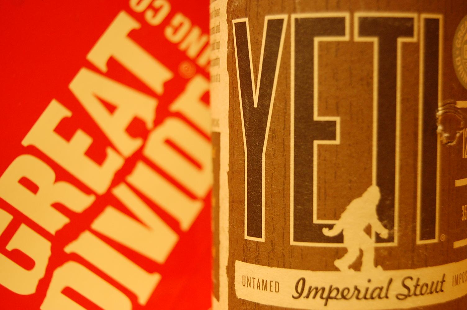 Great Divide Yeti