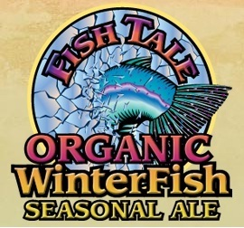 Fish Brewing Winterfish Ale 2012 Beer Advent Calendar
