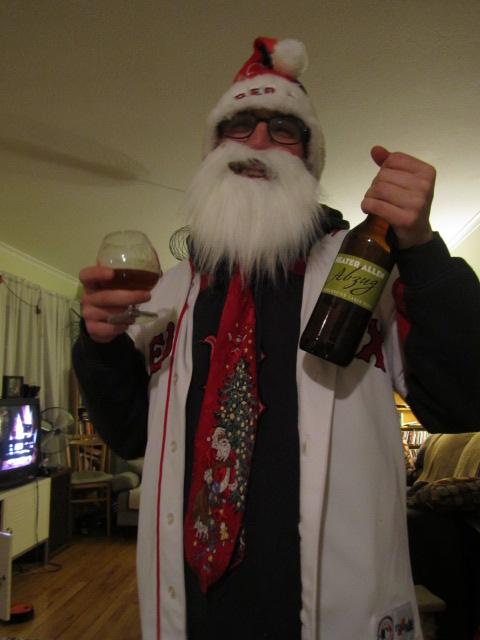 Angelo Brewpublic - Santa