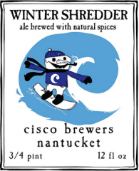 cisco winter shredder 2012 Beer Advent Calendar