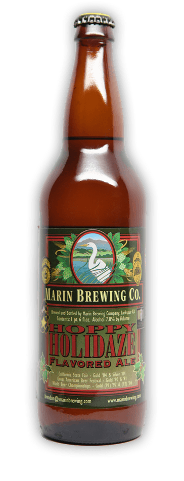 Marin Brewing Hoppy Holizade - Bottle