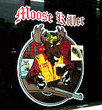 Tampa Bay Brewing Moose Killer Logo