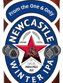 newcastle winter ipa crop 2012 Beer Advent Calendar