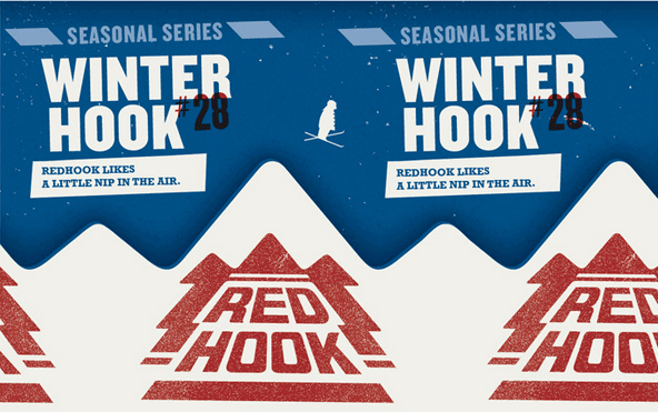 redhook winterhook label2 2012 Beer Advent Calendar