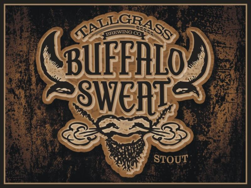 tallgrass buffalo sweat logo 2012 Beer Advent Calendar