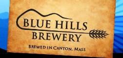 Blue Hills Brewery Logo
