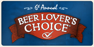 Sam Adams Beer Lover's Choice logo
