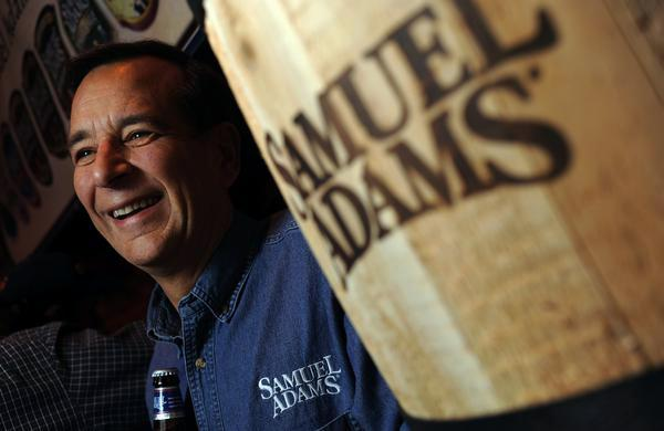 Boston Beer Company Owner - Jim Kock