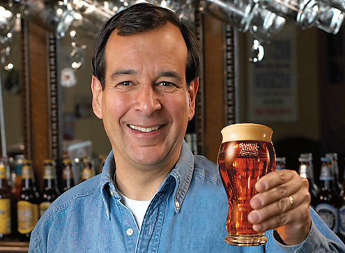 Cheers to 25 Years, Jim Koch
