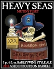 Clipper City - Below Decks - Barley Wine - Bourbon Barrel