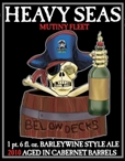 Clipper City - Below Decks - Barley Wine - Cabernet Barrel