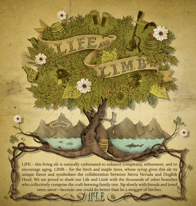 Life and limb logo