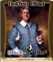 Dogfish Head Black & Blue