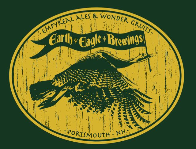 Earth Eagle Brewing Logo