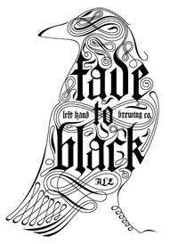 Fade to Black Raven