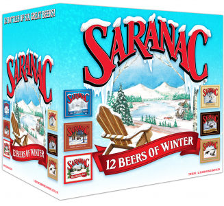 Saranac 12 Beers of Winter