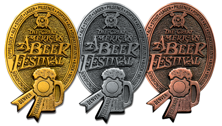 GABF Medals