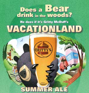 Gritty McDuff's - Vacationland Summer Ale