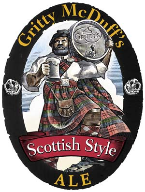 Gritty McDuffs Scottish Ale