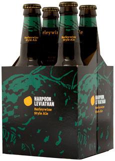 Harpoon Leviathan Barleywine 4pk