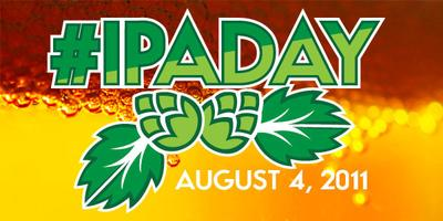 First Annual International IPA day - August 4th