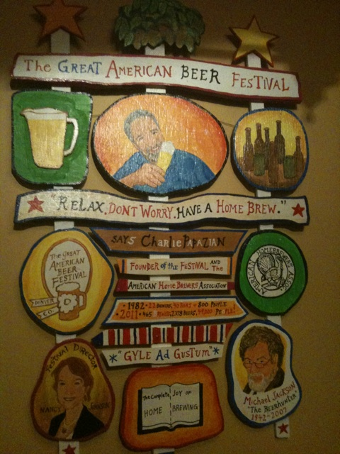 Picture from the GABF