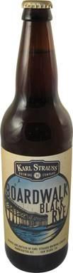 Karl Strauss - Boardwalk Black Rye