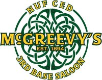 McGreevys Irish Pub and Sports Bar logo