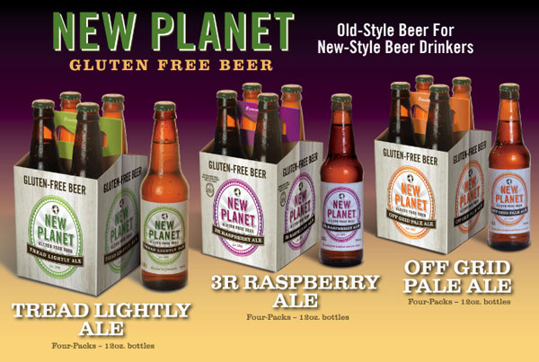 New Planet Beers